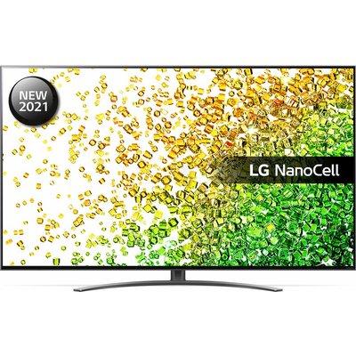 "55"" LG 55NANO866PA  Smart 4K Ultra HD HDR LED TV with Google Assistant & Amazon Alexa"