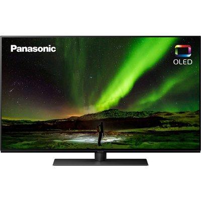"48"" PANASONIC TX-48JZ1500B  Smart 4K Ultra HD HDR OLED TV with Google Assistant & Amazon Alexa"