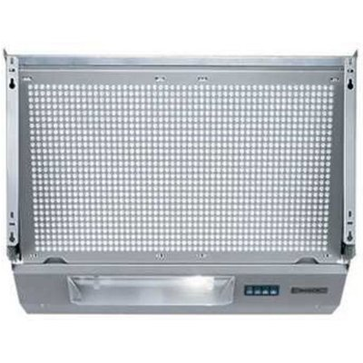 Bosch DHE635BGB Integrated Cooker Hood Silver - 4242002253961