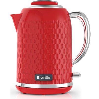 BREVILLE Curve VKT119 Jug Kettle   Red  Red - 5011773061391