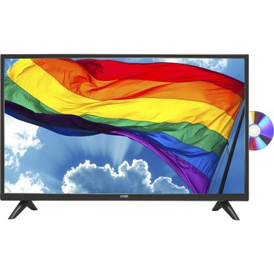 """32"""" LOGIK L32HED20  LED TV with Built-in DVD Player"""