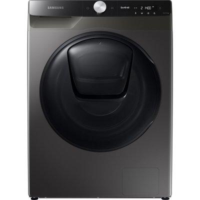 SAMSUNG QuickDrive WW90T854DBX/S1 WiFi-enabled 9 kg 1400 Spin Washing Machine - Graphite, Graphite