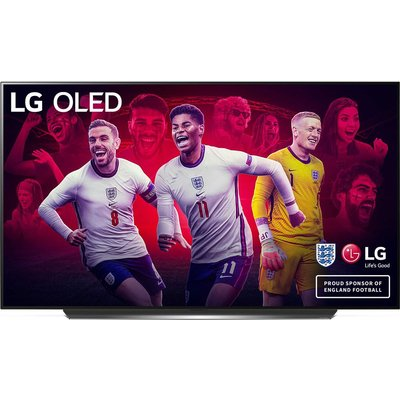 "77"" LG OLED77CX6LA  Smart 4K Ultra HD HDR OLED TV with Google Assistant & Amazon Alexa"