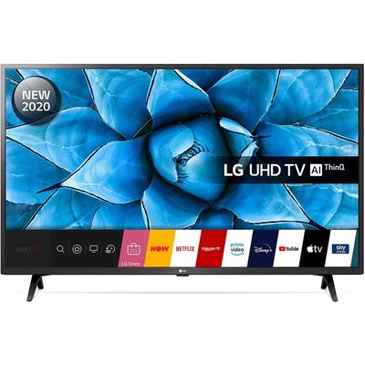 LG 43UN73006LC  Smart 4K Ultra HD HDR LED TV with Google Assistant & Amazon Alexa