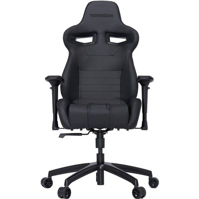 VERTAGEAR S-line SL4000 Gaming Chair - Black & Carbon, Black