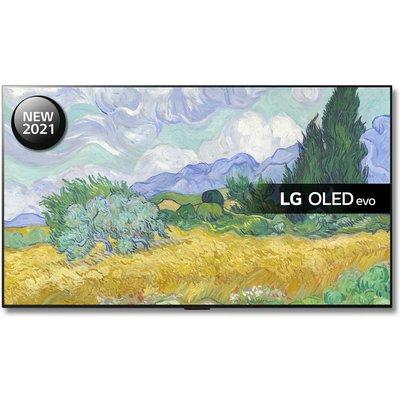 "77"" LG OLED77G16LA  Smart 4K Ultra HD HDR OLED TV with Google Assistant & Amazon Alexa"