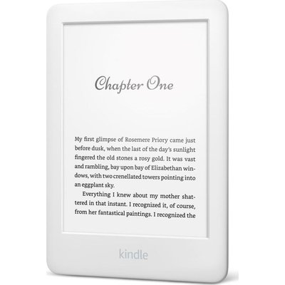 KINDLE KINDLE 6 eReader   4 GB  White  White - 841667177212