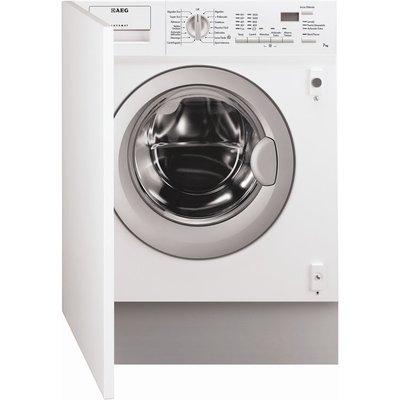 AEG  L61271BI Integrated Washing Machine - 7332543197033