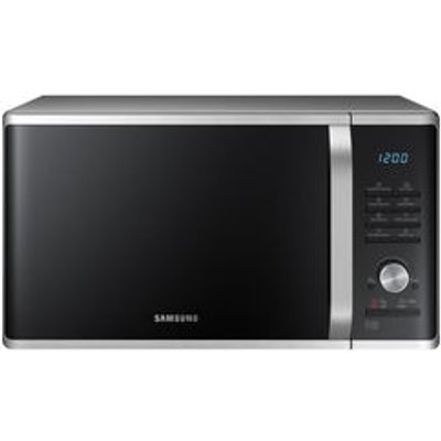SAMSUNG MS28J5215AS Solo Microwave - Silver