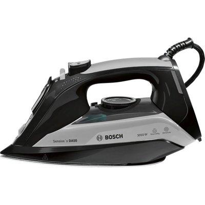 Bosch TDA5072GB Steam Iron   Black   Grey  Black - 4242002920672