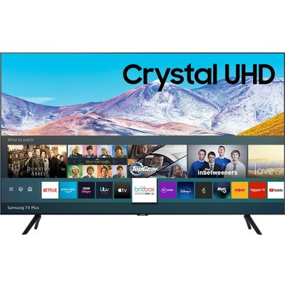 "75"" SAMSUNG UE75TU8000KXXU  Smart 4K Ultra HD HDR LED TV with Bixby, Alexa & Google Assistant"