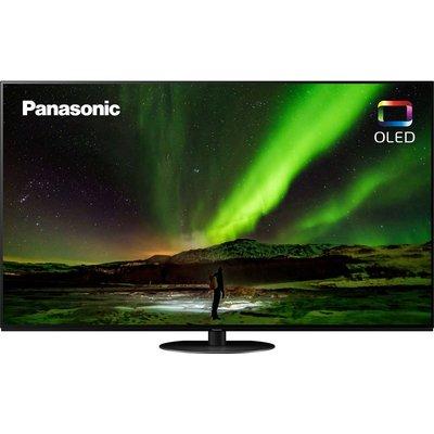 "65"" PANASONIC TX-65JZ1500B  Smart 4K Ultra HD HDR OLED TV with Google Assistant & Amazon Alexa"