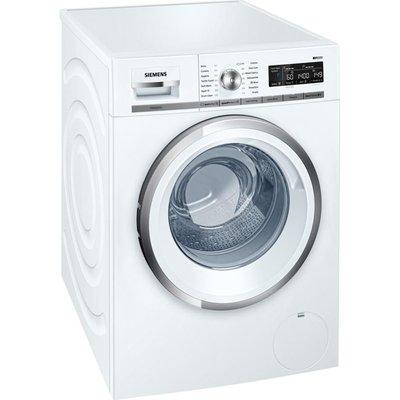 SIEMENS WM14W590GB Washing Machine - White, White