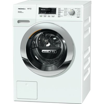 Miele Washer Dryer WTF130  - White, White