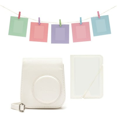 INSTAX Mini 11 Accessory Kit   White  White - 8720094750729