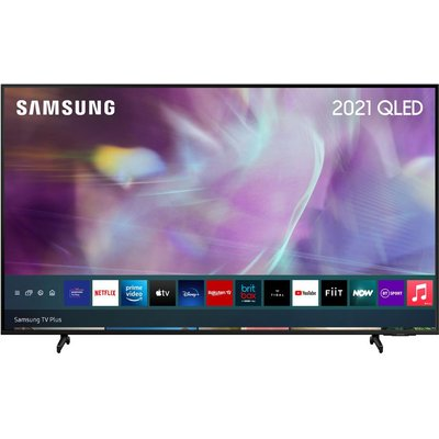 SAMSUNG QE43Q60AAUXXU  Smart 4K Ultra HD HDR QLED TV with Bixby, Alexa & Google Assistant