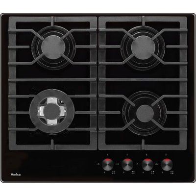 5906006060848 | Amica PHCZ6511 gas hobs  in Black