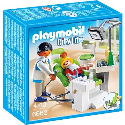 Playmobil Dentist With Patient 6662