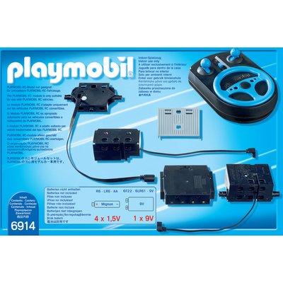 Playmobil Remote Control Set 6914