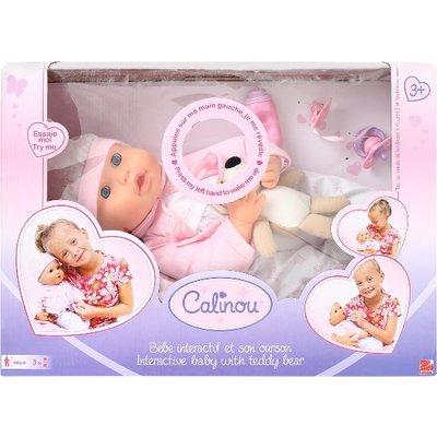 Baby Ellie & Friends 40cm Talking Baby Doll