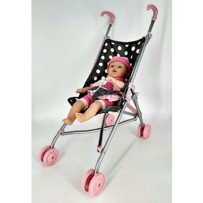 Baby Ellie & Friends Baby Doll & Stroller Set