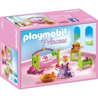 Playmobil Princess Royal Nursery 6852