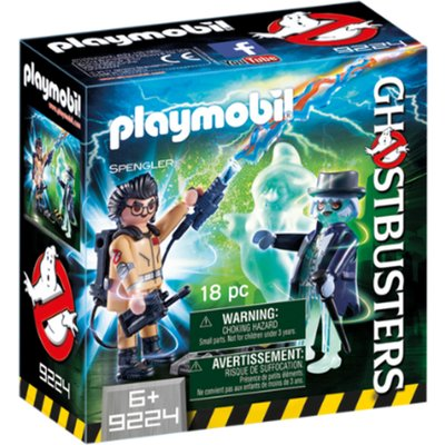 Playmobil Ghostbusters Spengler & Ghost 9224
