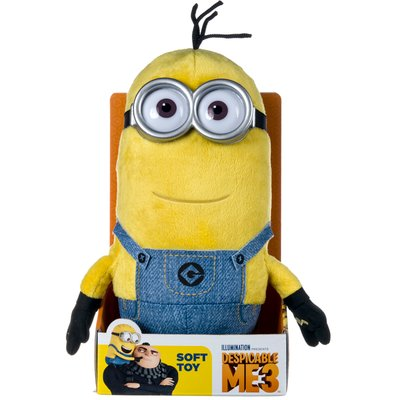 Despicable Me 3 Medium Tim Soft Toy With Sound