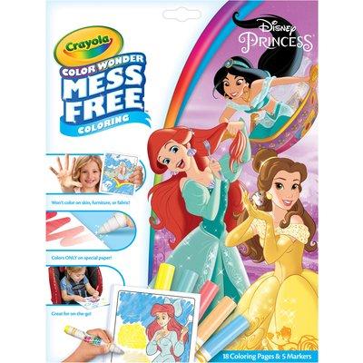 Crayola Disney Princess Colouring Book