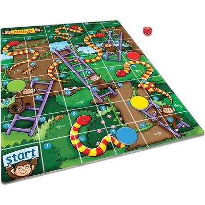 Mini Games - Jungle Snakes & Ladders