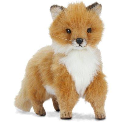 Hansa Toys 36cm Standing Baby Fox Soft Toy