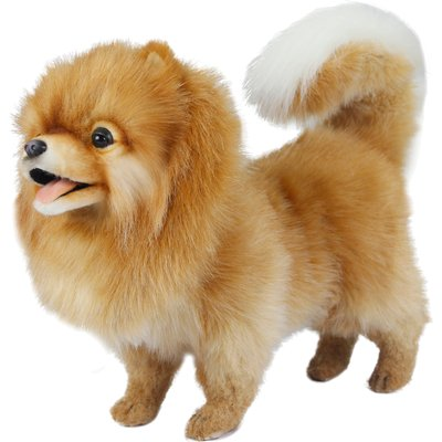 Hansa Toys Pomeranian Dog Soft Toy