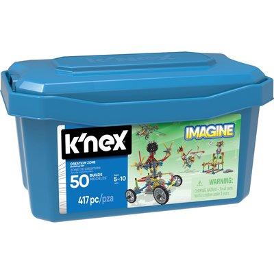 K'NEX Imagine Creation Zone Building Set