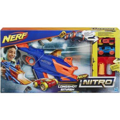 Nerf Nitro LongShot Smash Set