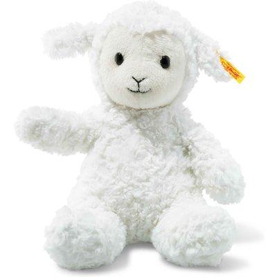 Steiff Fuzzy Lamb Medium Soft Toy