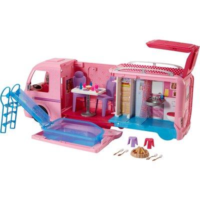Barbie Pop Out Dream Camper
