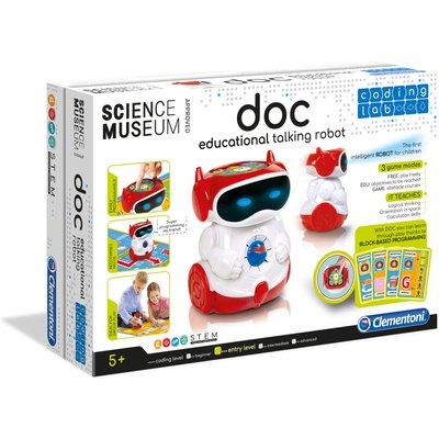 Clementoni Interactive Talking Robot Doc
