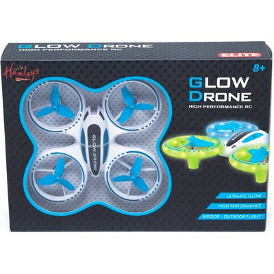 Hamleys RC Glow Drone