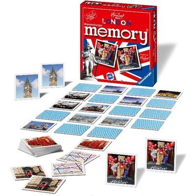 Ravensburger Hamleys London Mini Memory Game