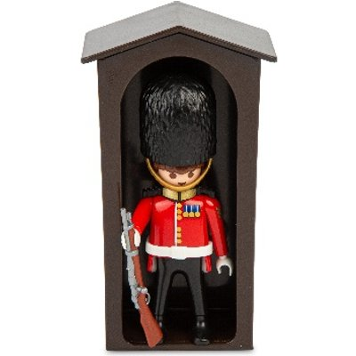 Playmobil Royal Guard With Sentry Box 9050