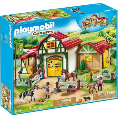 Playmobil Country Large Horse Farm 6926