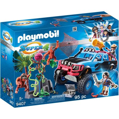 Playmobil Alex & Brock Rock Pickup 9407