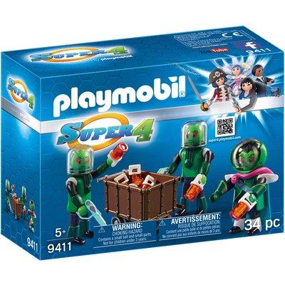 Playmobil Sykronians 9411