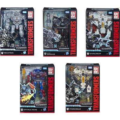 Transformers Studio Series Voyager Classic Figures