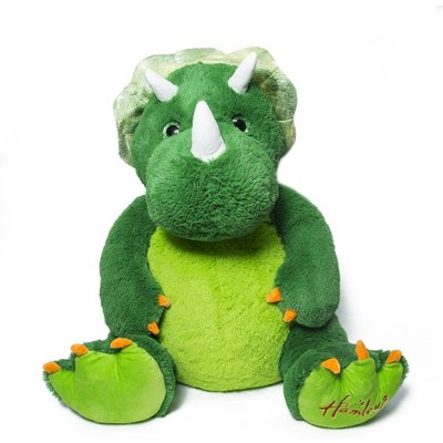 Hamleys Terry Triceratops Large Soft Toy