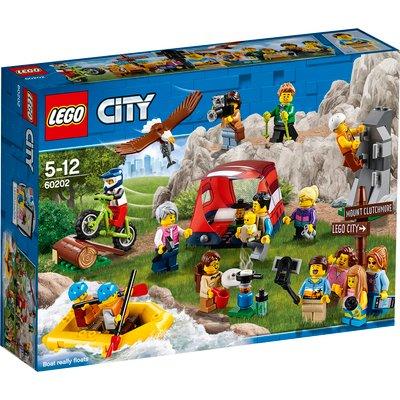 LEGO City Outdoor Adventures People Pack 60202