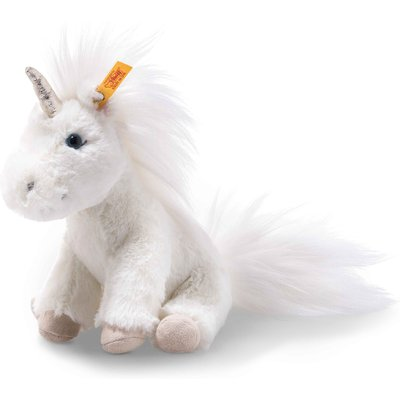 Steiff Floppy Unica Unicorn Small Soft Toy