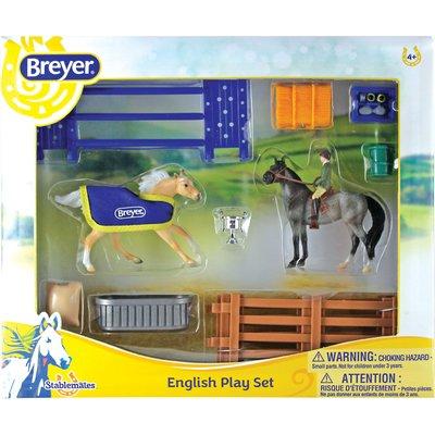 Breyer English Playset