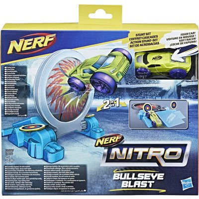 Nerf Nitro Double Action Stunt Set Assortment