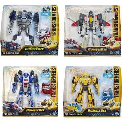 Transformers Bumblebee Energon Igniters Medium Assortment